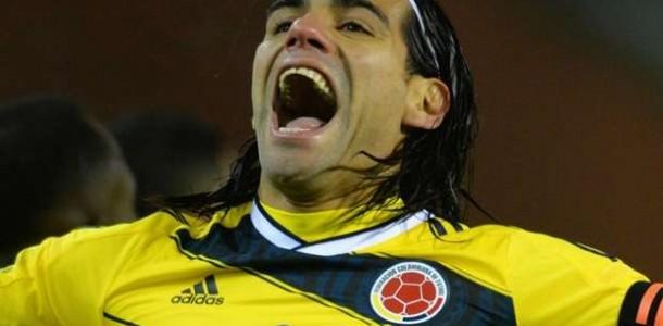 Radamel Falcao Ingin Menjadikan Kolombia Kekuatan Elite Dunia