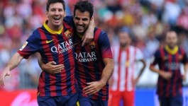 Messi Melebihi Rekor Raul Ginzales