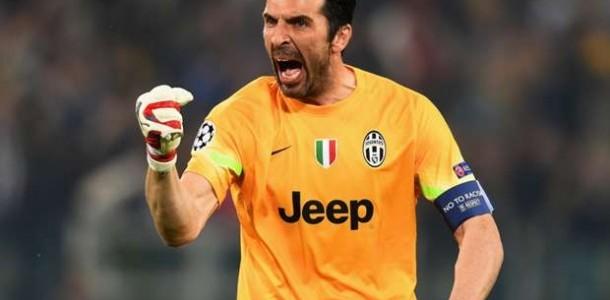 Gianluigi Buffon Puas Dengan Kemenangan Tipis Juventus