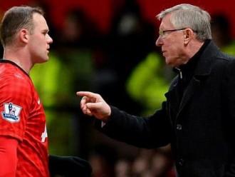 Rooney Mengaku Sering Diomeli Ferguson Di MU